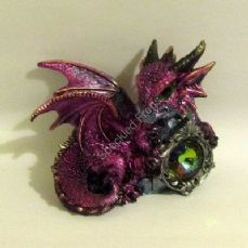 Crystal protector Dragon